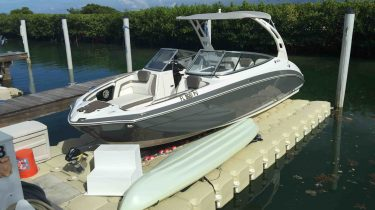 Boat Litf Platform - Boat Platform - FlexiBoat