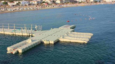 Jet Ski Dock - Platforms Builders