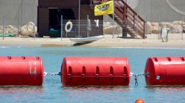 Marine Safety Barrier